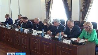 Сергей Носов не принял отчет регионального управления архитектуры