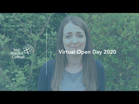 IBC Video: Virtual Open Day // Deborah McAleese - Student