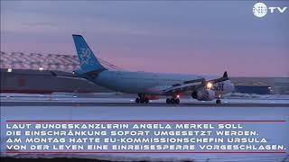 Einreiseverbot für Nicht-EU-Bürger nach Deutschland!