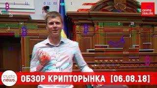Старбакс отказался от биткоина? В Украине введут 5%-налог на крипто?