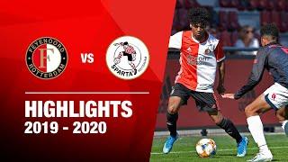 Highlights | Feyenoord O17 - Sparta O17 | 2019-2020