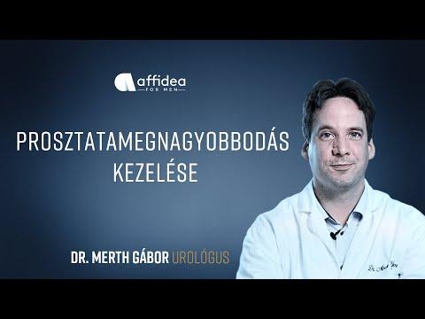 Krónikus pangó prosztatagyulladás