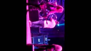 Steel panther with Joey Fatone, from nsync