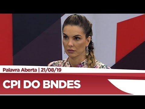 Paula Belmonte faz balanço da CPI do BNDES