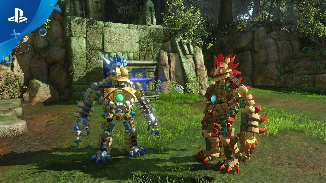 Knack 2 - Trailer PlayStation Experience