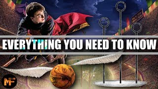 History of Quidditch (Origins Explained)