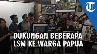 Sejumlah LSM Minta Perlakuan Represif Terhadap Warga Papua Dihentikan