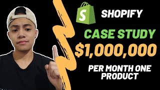 How This Shopify Store Makes 1 Million Per Month - [Case Study 2019]