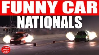 2017 Funny Car Nationals Nitro Drag Racing World