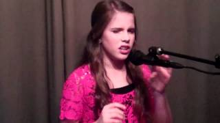 Christina Aguilera  You Lost Me cover by Eve DeVault