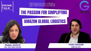 Pearl Ausch   The Passion for Simplifying Amazon Global Logistics