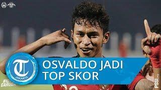 Osvaldo Haay Jadi Top Skor SEA Games 2019 dengan Torehan 7 Gol, Ia Dapat Pujian dari Indra Sjafri