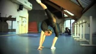 Rythem gymnastics. All that I'm living for