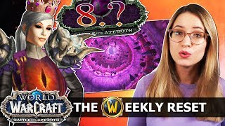Choose To Side With... N'Zoth! Plus Bwonsamdi & The Hit On Sylvanas | The Weekly Reset: WoW News