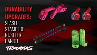 Durability Upgrades | Traxxas Support