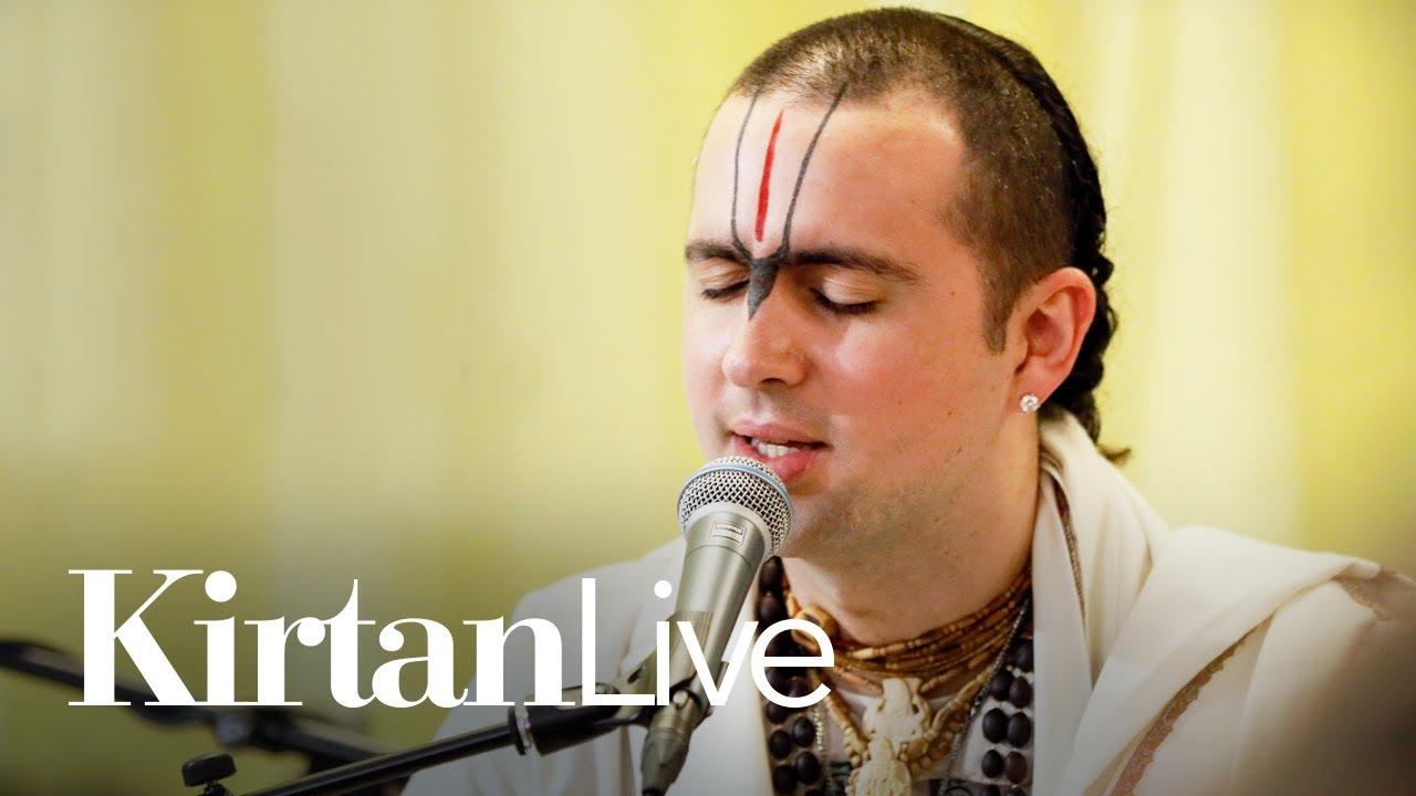 Radhe Radhe Govinda Radhe (Sri Vrindavan Dham)| Kirtan Live
