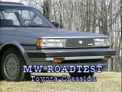 MotorWeek | Retro Review: '85 Toyota Cressida