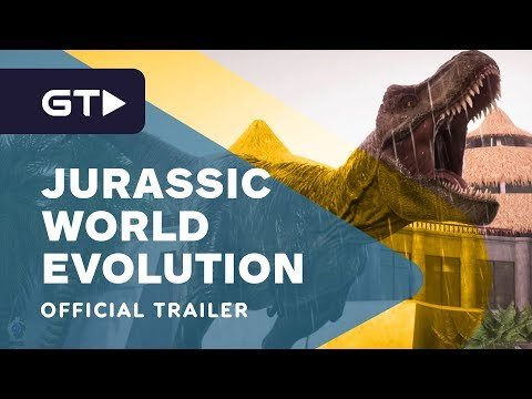 Jurassic World Evolution - Return to Jurassic Park Official Trailer
