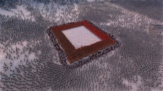1.000 SPARTANS vs 70.000 PERSIANS - Ultimate Epic Battle Simulator