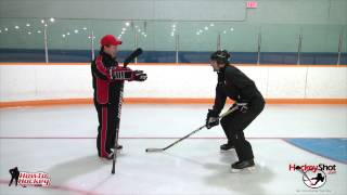 Why Proper Hockey Stance Is Important: Skating Fundamentals Episode 1