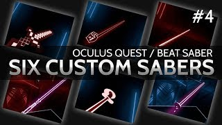 how to install custom sabers beat saber oculus quest - TH-Clip