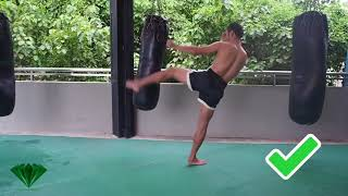 Muay Thai | How to throw a Kick