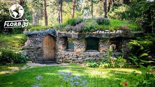 Man Builds Earthen Hobbit Inspired Building In Scotland