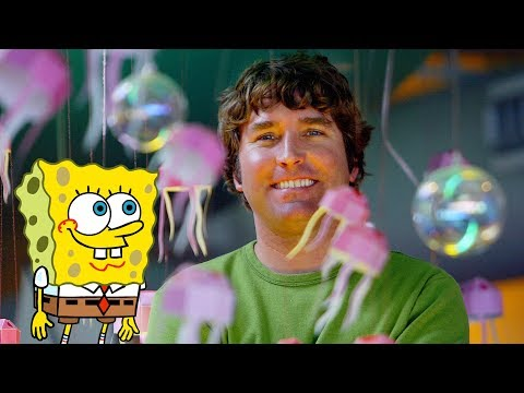 The creator of Fairly OddParents gives a touching tribute to the late creator of Spongebob, Stephen Hillenburg