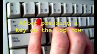 MecaGratis.com - Typing Course - Lesson 9