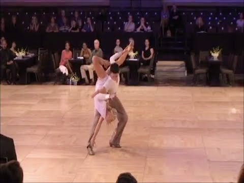 My performance at the 2012 United States Dance Championships where I placed 2nd for the World showdance title.