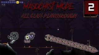 Terraria Masochist Mode Playthrough [1] - Самые лучшие видео