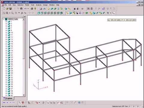 A3D MAX Frame Input