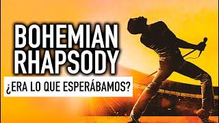 Bohemian Rhapsody ¿Era lo que esperábamos?