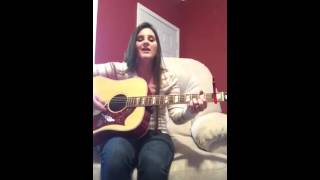 """The Judds, """"Mama He's Crazy"""" cover by Krista Hughes"""