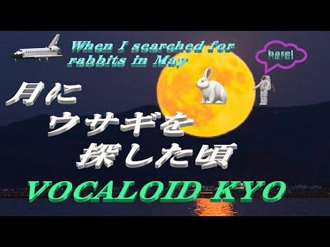 -月にウサギを探した頃(VOCALOID  KYO)