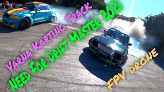 Need For Drift Master Varna 2021 FPV 4K