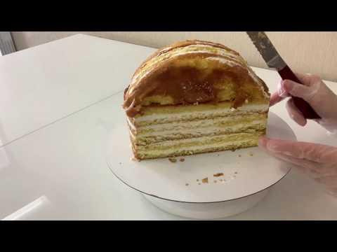 Как собрать торт в виде женской сумки