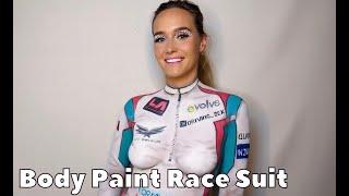 My Own Race Suit | Body Paint