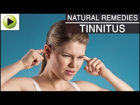 Video Tinnitus - Natural Ayurvedic Home Remedies