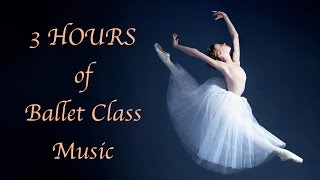 3 HOURS The best relaxing piano music for ballet class, studying or reading