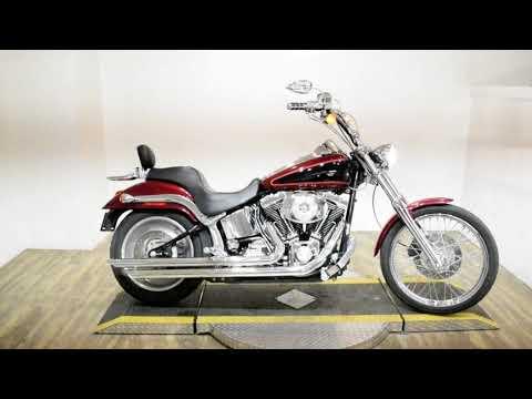 2000 Harley-Davidson Softail Deuce in Wauconda, Illinois - Video 1