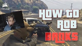 HOW TO ROB BANKS | HOW TO GET FREE THERMITE IN GTA V| 100% SUCCESS RATE | GTA 5 RP - Robbery