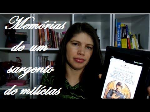 Memórias de um sargento de milícias - Manuel Antônio de Almeida #arraiatona