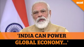 Hold your breath... PM Modi invites US firms to invest in India at USIBC event - Download this Video in MP3, M4A, WEBM, MP4, 3GP