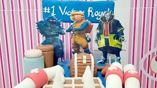 fortnite, birthday cake, topper cake, decorations cake Ideas 2019
