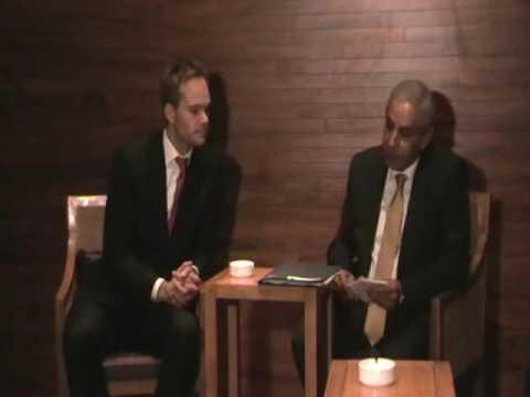الوزير/طارق قابيل يعقد جلسة مباحثات ثنائية مع وزير التجارة الفنلندى