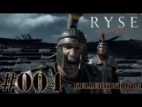 Ryse: Son of Rome [HD|60FPS] #004 - Sturm auf die Festung ★ Let's Play Ryse