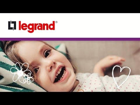 Le portier classe 300 connecté de Legrand, ça change la vie !