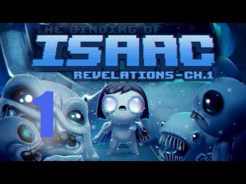 The Binding of Modded Isaac: Revelations Mod #1 (Sarah)