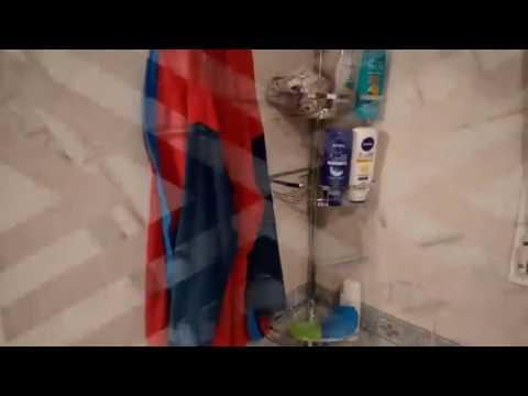 Buen estante para la ducha, Lifewit Estante De Baño Rinconera Estantería Ducha Ajustable Con Palo Ce
